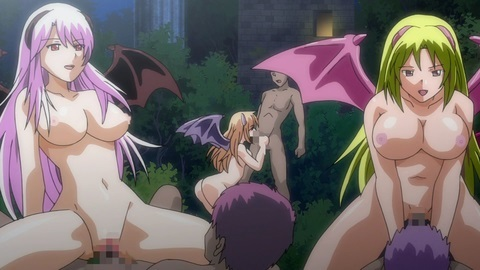 Monmusu Quest! Episode 01